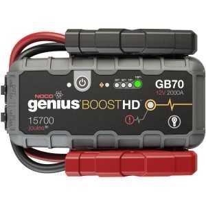 BOOSTER GENIUS NOCO LITHIUM GB70 12V 2000A