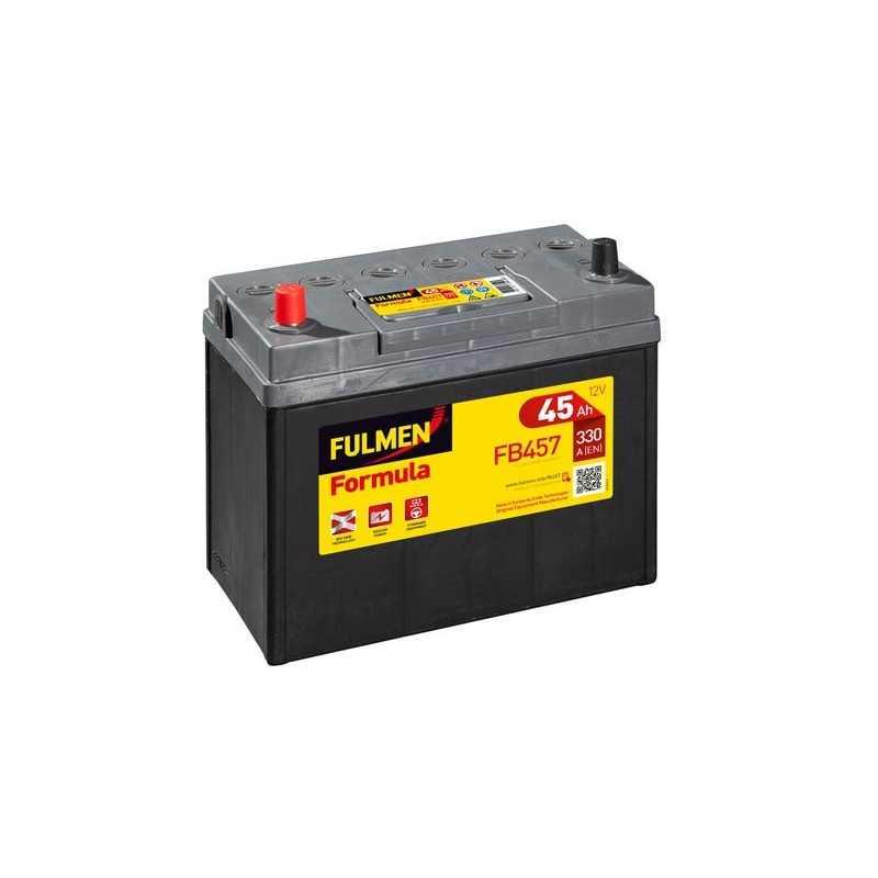 batterie fulmen formula fb457 batteries73. Black Bedroom Furniture Sets. Home Design Ideas