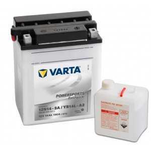 BATTERIE VARTA FUNSTART YB14L-A2