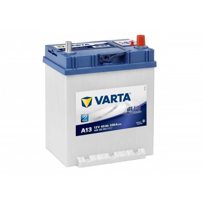 BATTERIE VARTA BLUE DYNAMIC A13 12V 40AH 330A (EN)