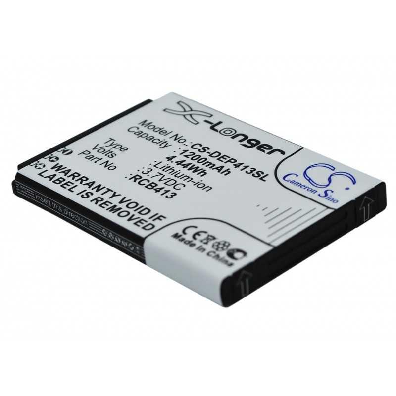 Batterie Doro RCB413