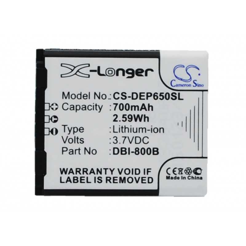 Batterie Doro DBI-800B