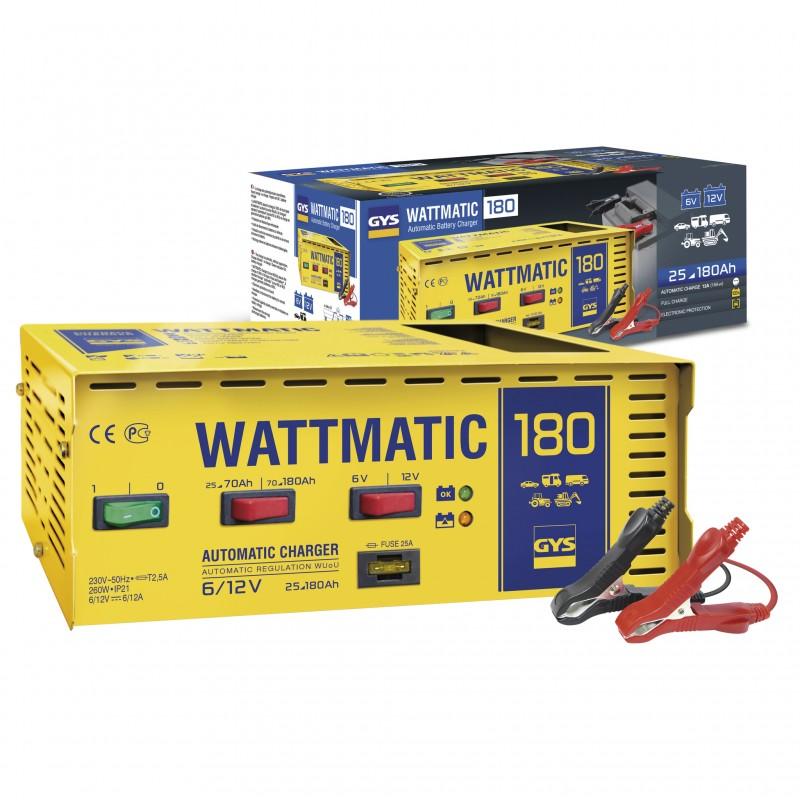 chargeur batterie wattmatic 180