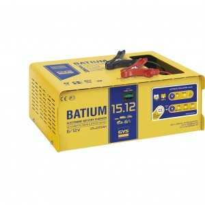 BATIUM 15-12 - 6/12V - 7/10/15A (22Aeff)