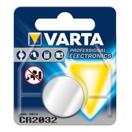 PILE VARTA LITHIUM CR2032