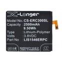 Batterie Sony LIS1546ERPC