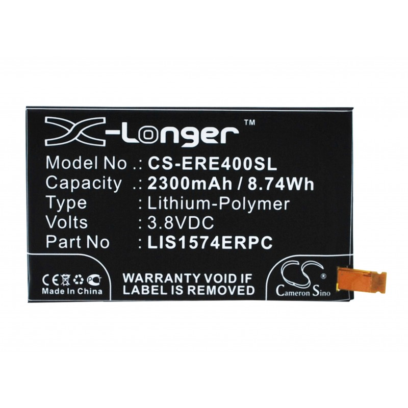 Batterie Sony LIS1574ERPC