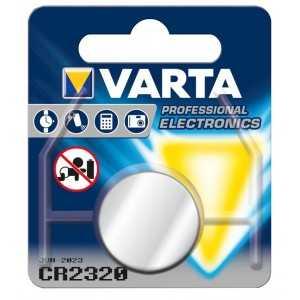 PILE LITHIUM VARTA CR2320