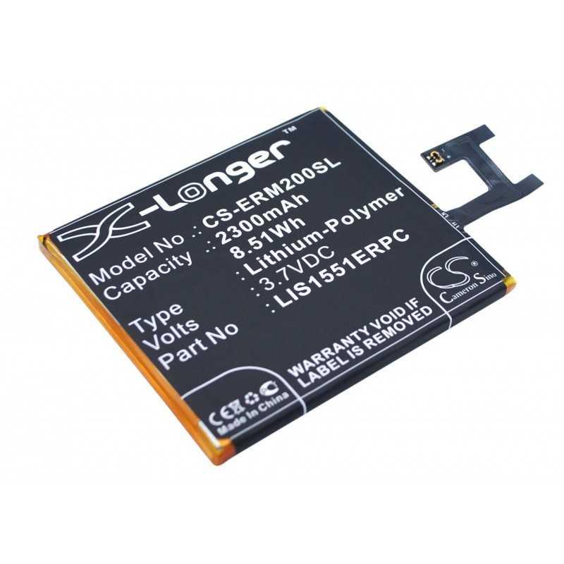 Batterie Sony LIS1551ERPC