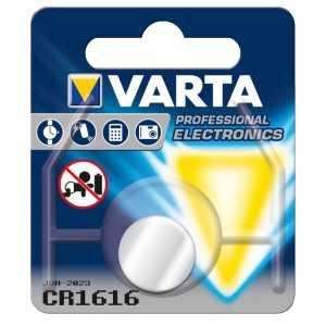 PILE VARTA LITHIUM CR1616