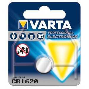 PILE VARTA LITHIUM CR1620
