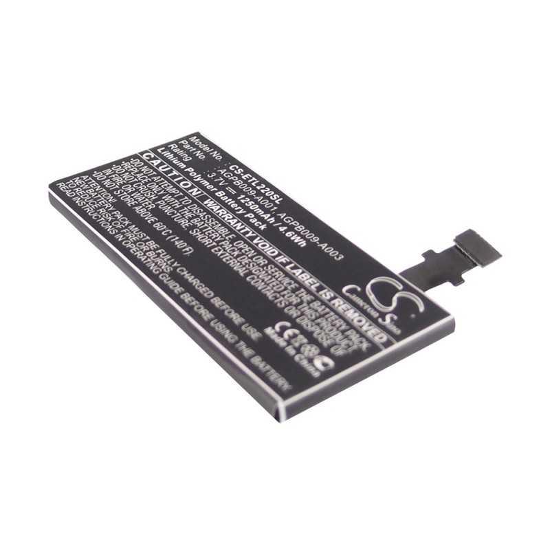 Batterie Sony AGPB009-A001
