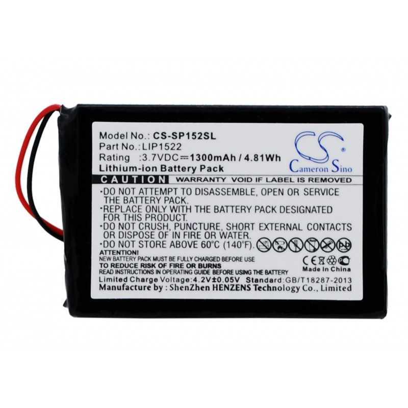 Batterie Sony LIP1522