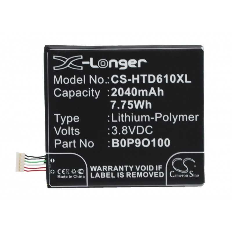 Batterie Htc B0P9O1010