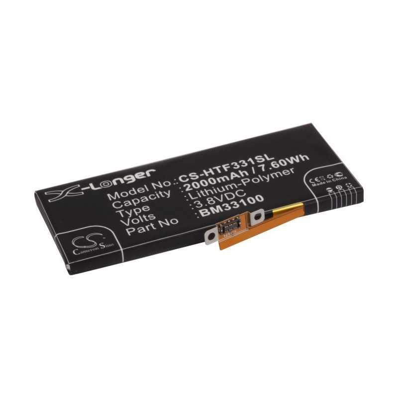 Batterie Htc BM33100