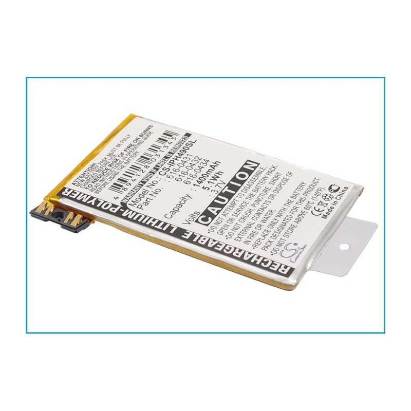 Batterie Apple 616-0431