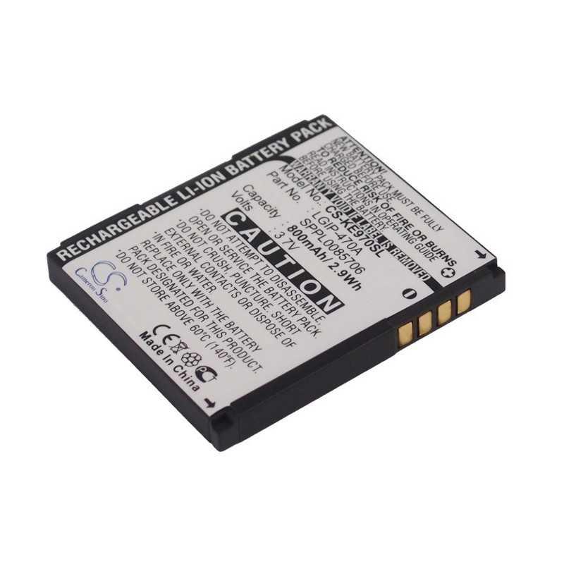 Batterie Lg LGIP-470A
