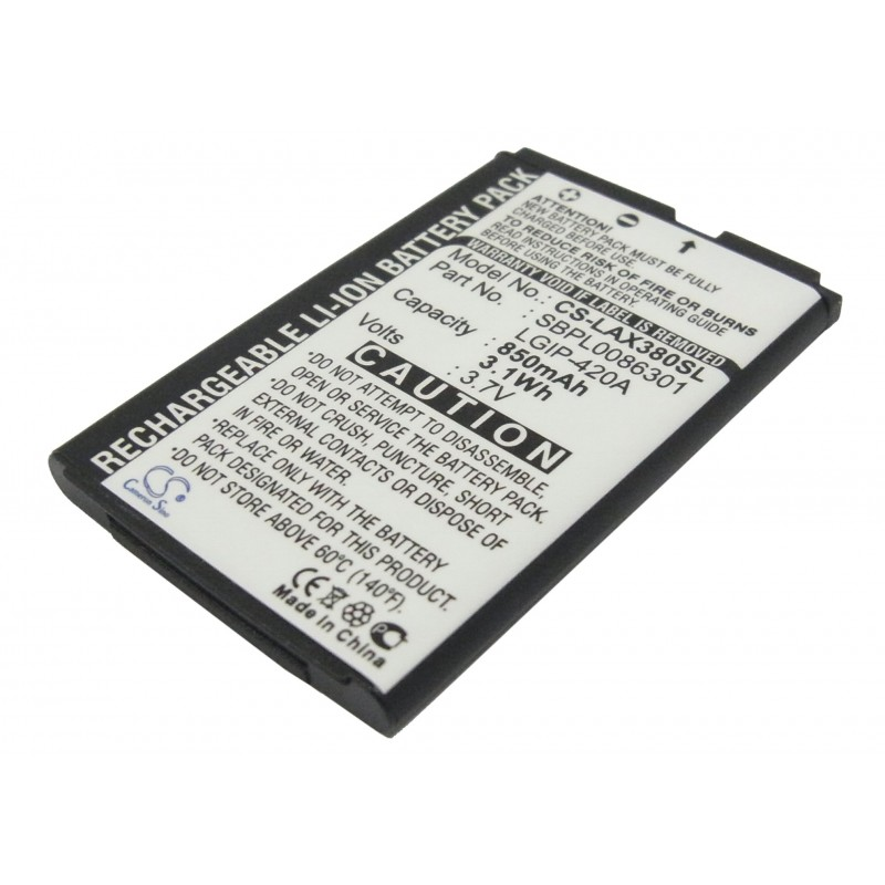 Batterie Lg LGIP-420A
