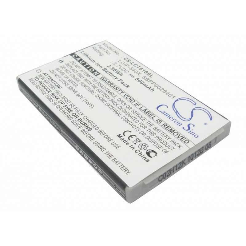Batterie Lg LGIP-540X