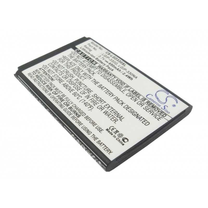 Batterie Lg LGIP-330G