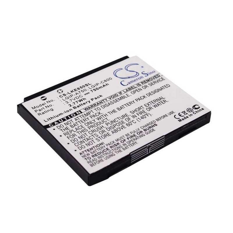 Batterie Lg LGIP-A750