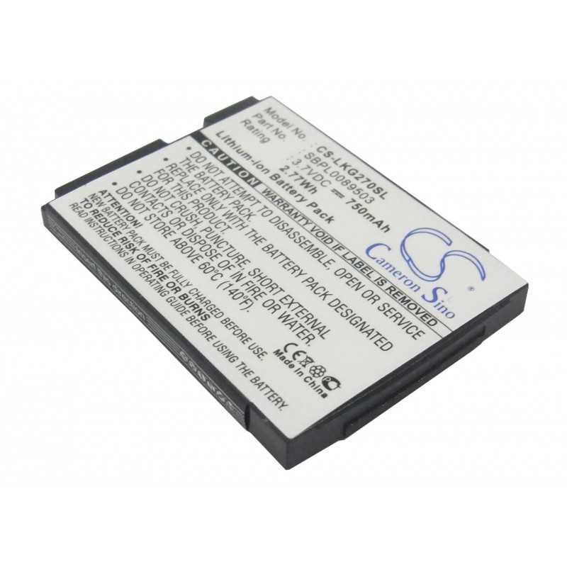 Batterie Lg SBPL0089503