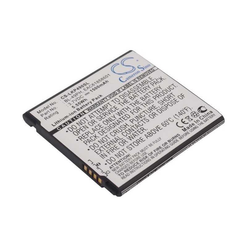 Batterie Lg BL-49PH