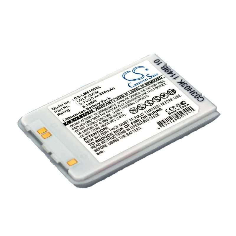 Batterie Lg LGLP-GAIM