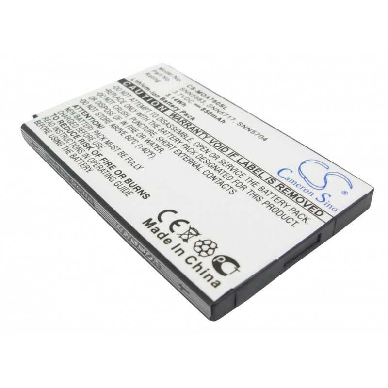 Batterie Motorola SNN5683A