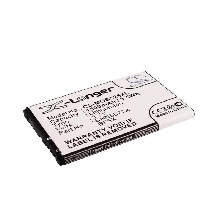 Batterie Motorola BF5X