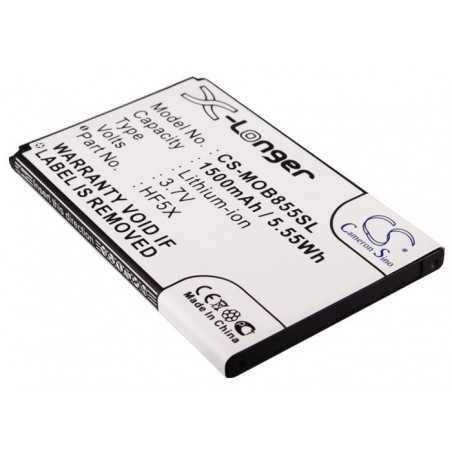 Batterie Motorola HF5X