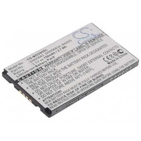 Batterie Motorola SNN5705B
