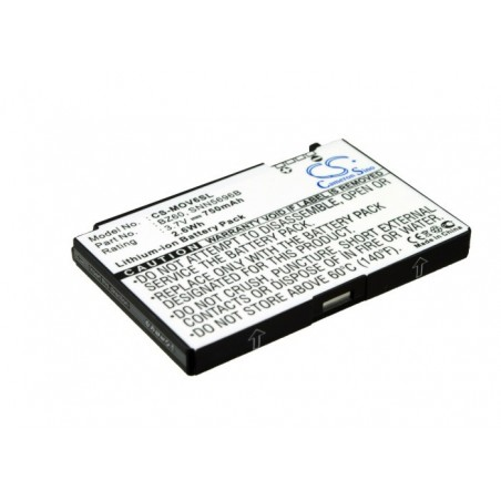 Batterie Motorola BZ60