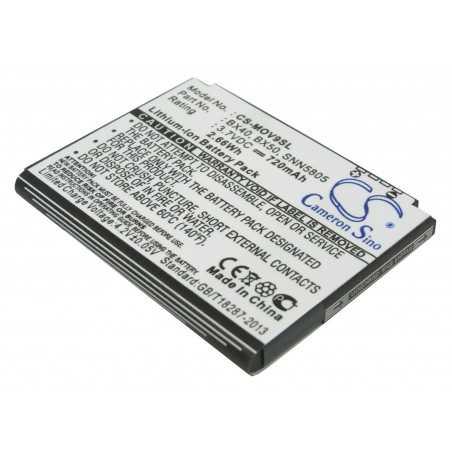 Batterie Motorola BX40