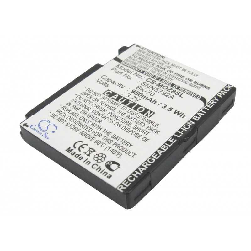 Batterie Motorola BK70