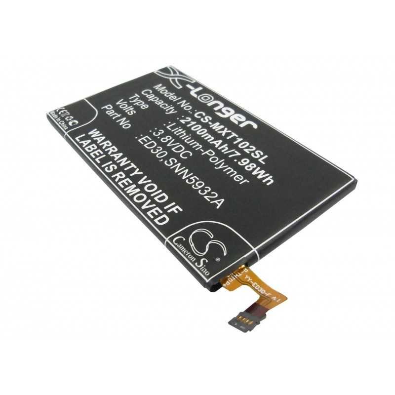 Batterie Motorola ED30
