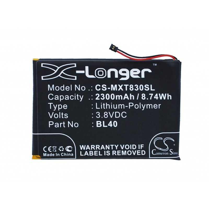 Batterie Motorola EL40