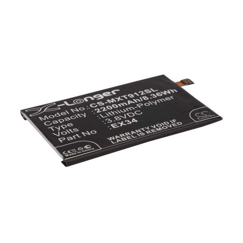 Batterie Motorola EX34