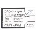 Batterie Sagem 523855AR
