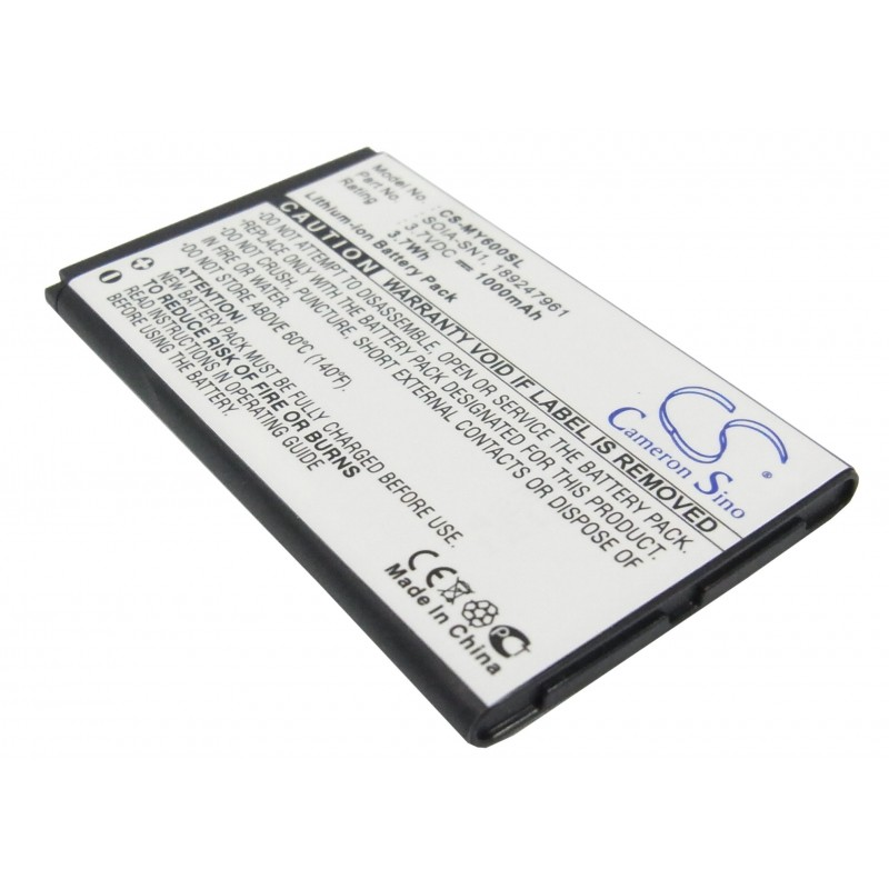 Batterie Sagem SOIA-SN1