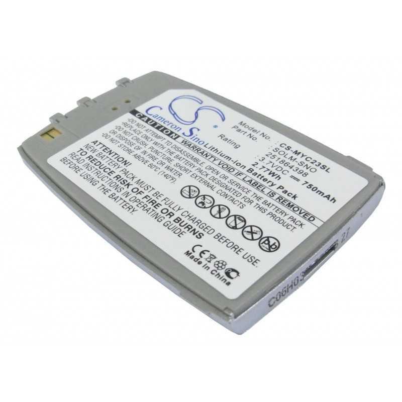 Batterie Sagem SOLM-SNO