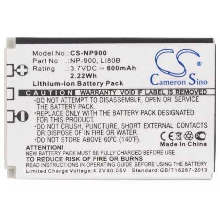 Batterie Benq NP-900
