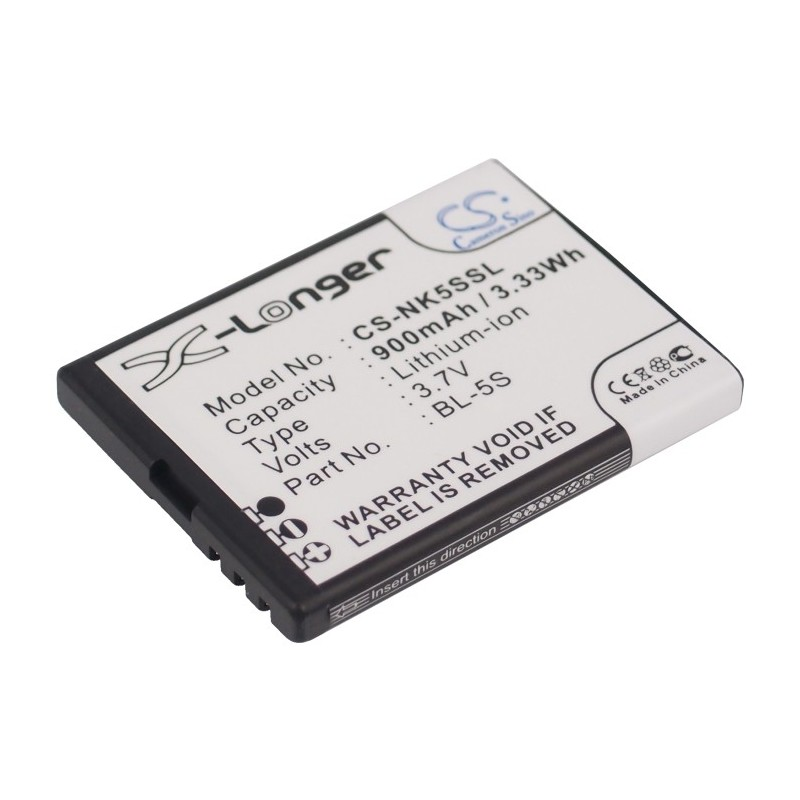 Batterie Nokia BL-5S