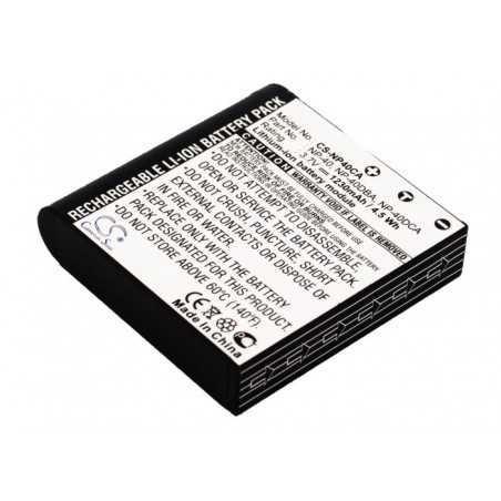 Batterie Benq NP-40
