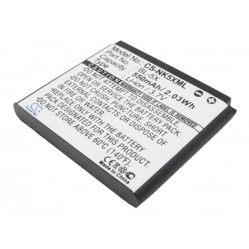 Batterie Nokia BL-5X