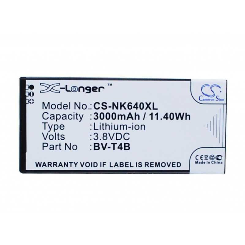Batterie Nokia BV-T4B