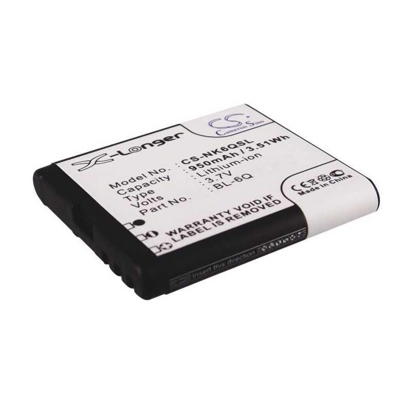Batterie Nokia BL-6Q