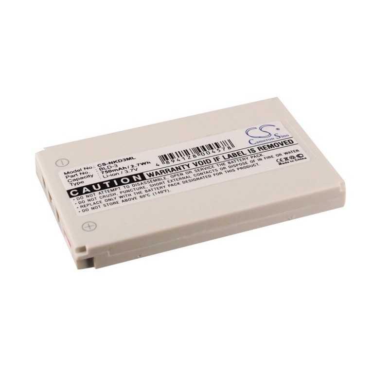 Batterie Nokia BLD-3