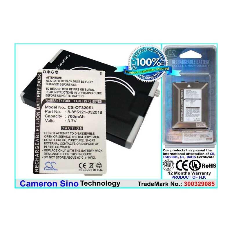 Batterie Alcatel 8-855121-032018