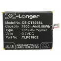 Batterie Alcatel TLP018C2